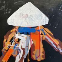 Orbit, Universum, Abstrakt, Jim harris
