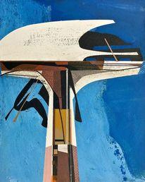 Avantgarde, Abstrakt maleri, Technologie, Zeitgenössisch