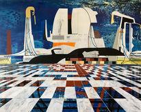 Metaphysisch, Zeitgenössisch, Avantgarde, Modern