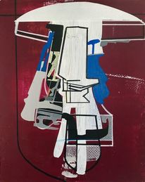 Taide, Jim harris, Technik, Orbit