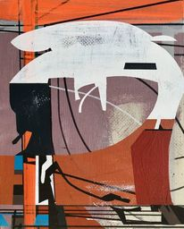 Zeitgenössisch, Modern, Metaphysisch, Abstrakt