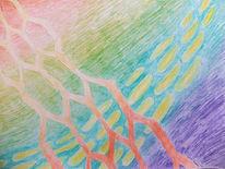 Muster, Farben, Abstrakt, Zeichnungen