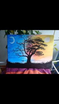Lieblingsmotiv, Wogehöreichhin, Baum, Landschaft