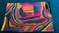 Acanda, Gouachemalerei, Malerei