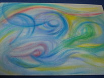 Wind, Farben, Malerei