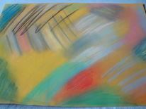 Sonnig, Malerei
