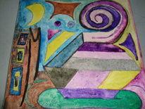 Trolo, Malerei