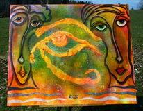 Modern, Menschen, Weiblich, Spirituell