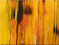 Malerei, Abstrakte malerei, Afrika