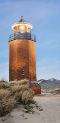 Fotorealismus, Leuchtturm, Ölmalerei, Sylt
