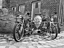 Fahrzeug, Motorrad, Fotografie