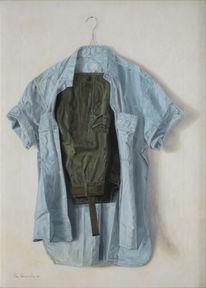 Malerei, Hemd, Hose, Shirt