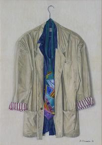 Kleidung, Malerei, Stillleben