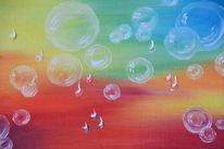 Regenbogen, Fantasie, Bunt, Farben