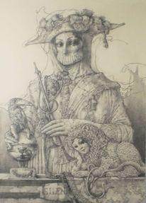 Symbolik, Venezianisch, Italien, Kostümieren