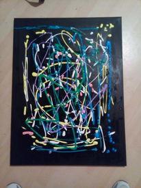 Hoffen, Farben, Leben, Abstrakt
