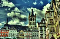 Trier, Stadt, Landschaft, Fotografie