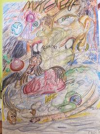 Kreaturen, Figur, Fantasie, Wasser