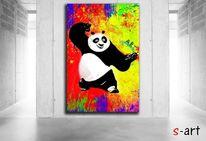 Bunt, Streetart, Digitale kunst, Freiheit
