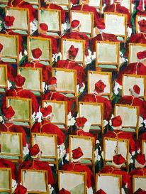 Rot, Malerei, Menschen, Kirche