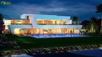 Architektonische rendering, Architektonische modellierung firma, Architektonische visualisierung unternehmen, Architektonisches designstudio