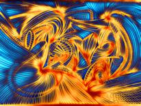 Zeichnung, Surreal, Digitale kunst,