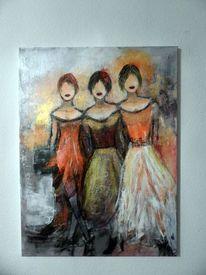 Gold, Abstrakte malerei, Moderne malerei, Moderne kunst