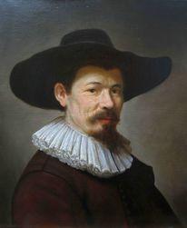 Holländer, Barock, Rembrandt, Malerei