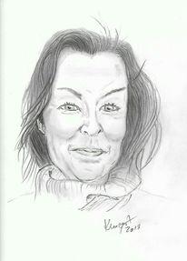 Gesicht, Lächeln, Zeichnung, Zeichnungen