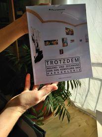 Katalog, Ausstellung, Ausstellungskatalog, Malerei