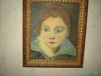Malerei, Menskinder kopje, Portrait,