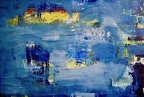 Rot, Gelb, Blau, Abstrakt
