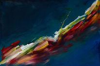 Bunt, Acrylmalerei, Farben, Malerei