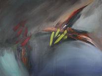Acrylmalerei, Modern, Gemälde, Malerei