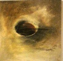 Acrylmalerei, Kaffee, Malerei, Mischtechnik