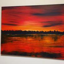 Kunstverkauf, Gemälde, Malerei, Landschaft