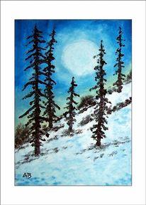 Landschaft Malerei Tanne 134 Bilder Und Ideen Malen Auf Kunstnet