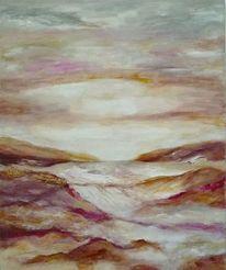 Abstrakt, Wasser, Meer, Landschaft