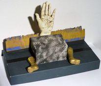 Montage, Ton, Ironie, Skulptur