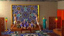 Orientalisch, Klonen, Künstliche intelligenz, Illustrationen