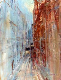 Moderne kunst, Lissabon, Farben, Modern art