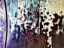 Abstrakt, Struktur, Farben, Bunt