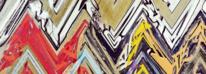 Graffiti, Maserung, Abstrakt, Wandmalerei