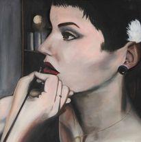 Gesicht, Menschen, Frau, Malerei