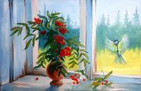 Malerei, Malschule, Werkstatt, Zeichnung