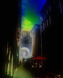 Himmel, Expressionismus, Architektur, Fotografie