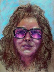 Sonne, Sonnenbrillen, Spektralfarbe, Zeichnungen