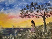 Natur, Surreal, Liebe, Malerei