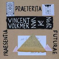 Vincent van volkmer, Rückseite, Van volkmer, Mathematik