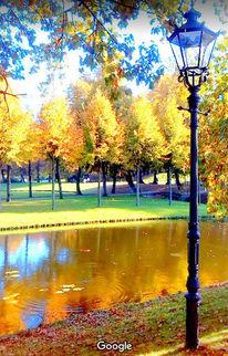Fotografie, Schloss, Schlosspark, Schwerin
